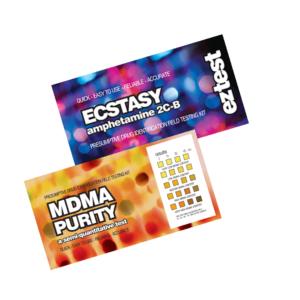 ecstasy mdma pill testing kit