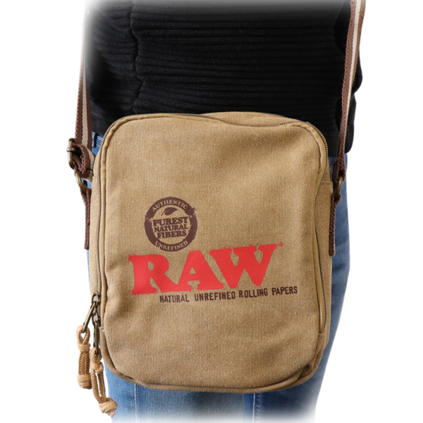 Raw Shoulder Bag