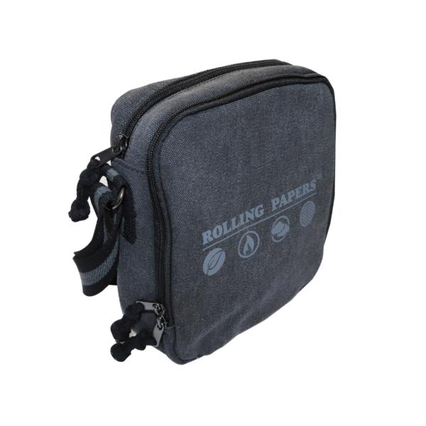 Raw Shoulder Bag