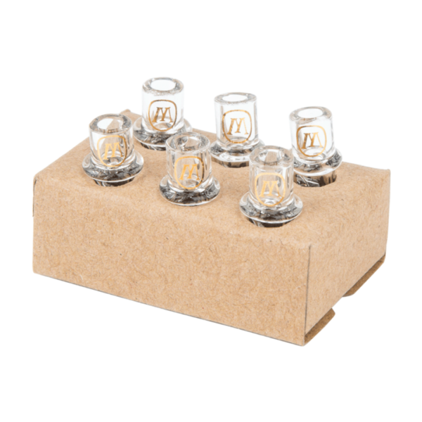 Marley Natural Glass Filters – Set of 6