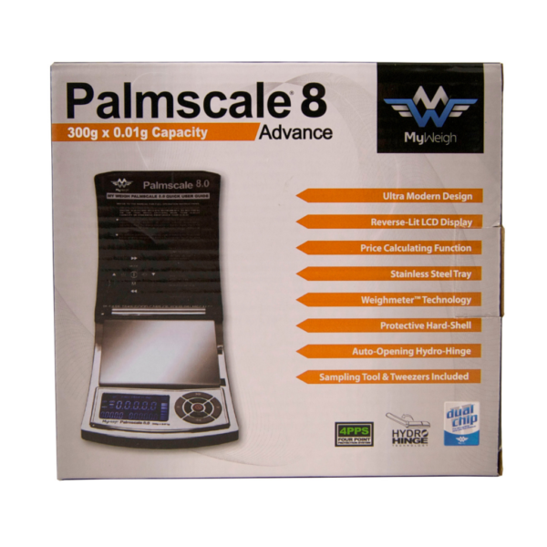 My Weigh Palmscale 8 Digital Pocket Weight Scale: (0.01)