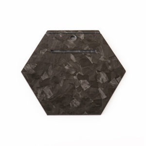 Carbon By Charlie - Limited Edition FORGE Carbon Fibre Mini Plate