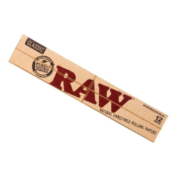 """Raw Classic Supernatural 12""""/30cm Rolling Papers"""