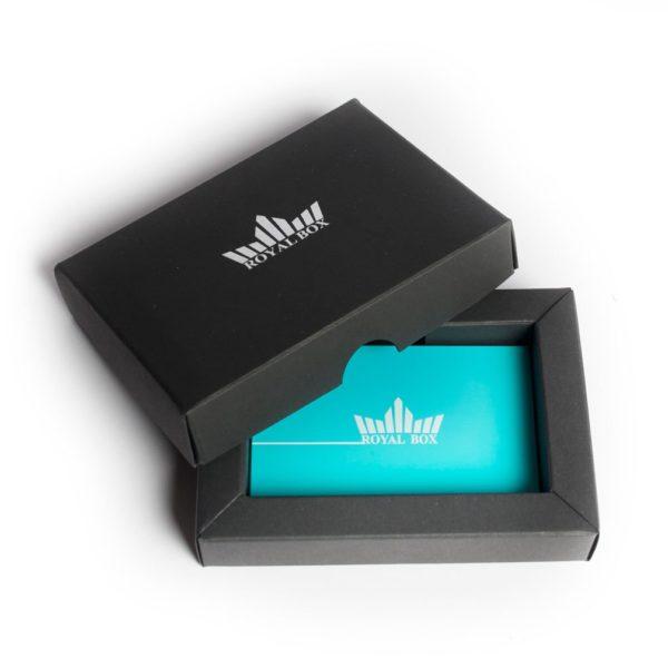 Royal Box – Blue Acrylic