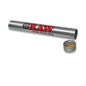 RAW Retro Metal Cone Tube