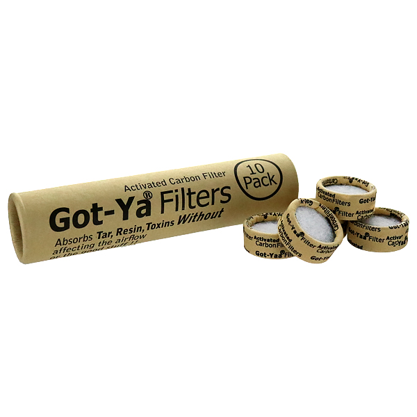Got-Yaa Activated Carbon Filters for Billy Mate