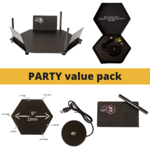 Party Value Pack: Carbon By Charlie