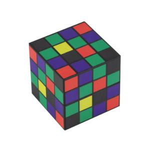 Puzzle Cube Grinder - 4pc / 5cm