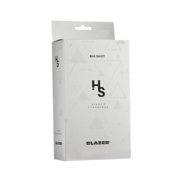 Higher Standards White Blazer Big Shot Torch