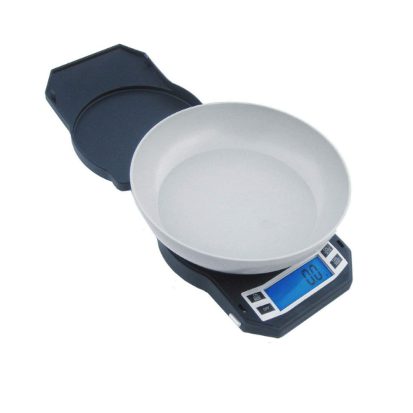 AWS Large Table Digital Scale w/Bowl Tray - 1000g (0.1g)