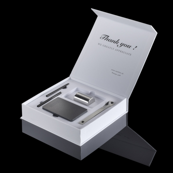 OneGee – Snuff Box Butler N°13 Anthracite