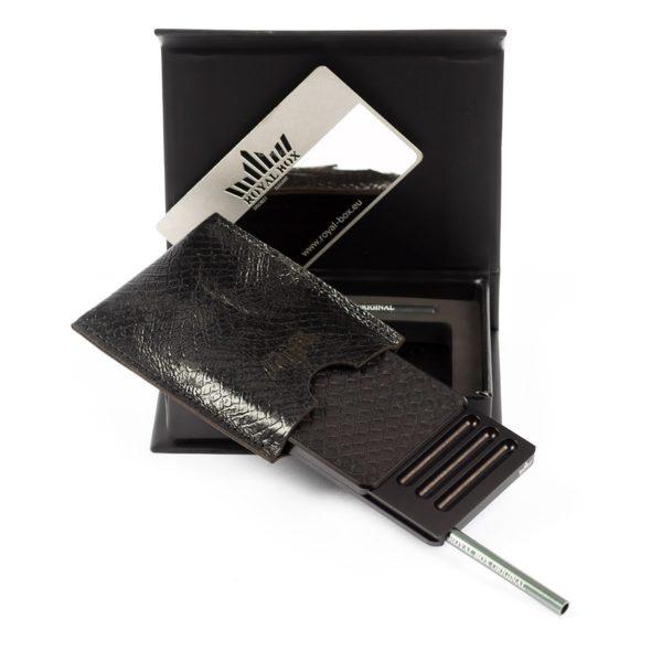 Royal Box – Black Python