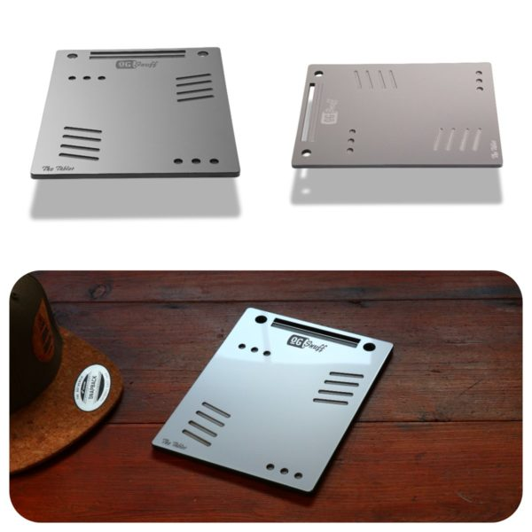 """""""OG Snuff"""" - Tablet Board"""