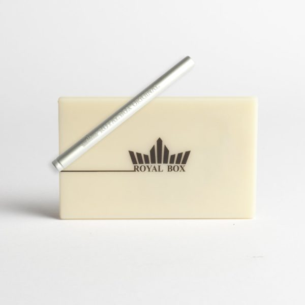 Royal Box – Retro White Acrylic