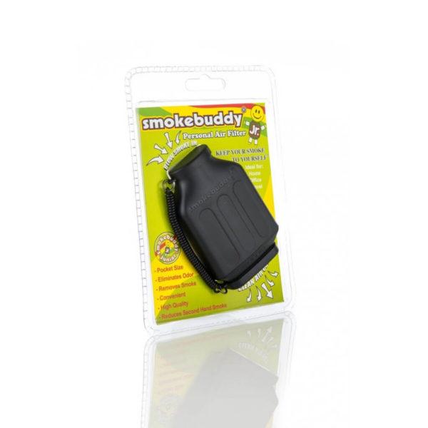 Black Smokebuddy Junior Personal Air Filter