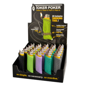 Toker Poker Lighter Sleeve
