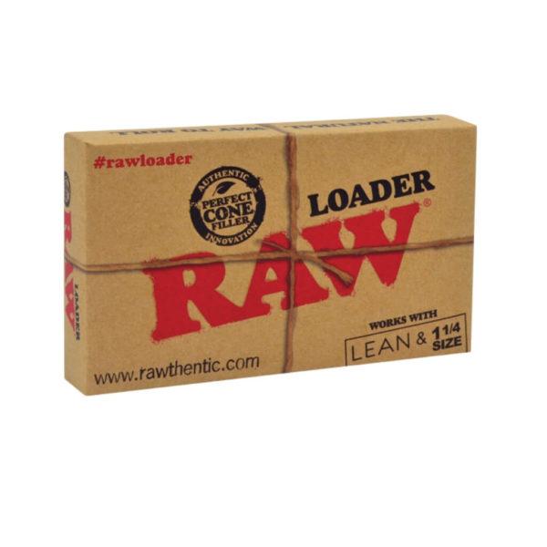 RAW 1¼ + Lean Cone Loader