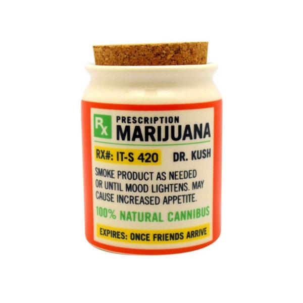 Stash it Prescription Jar