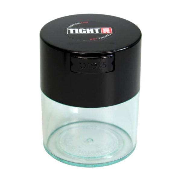 TightVac Clear Airtight Storage Container | 9.5cm | 25g