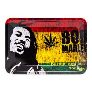 Bob Marley Small Rolling Tray