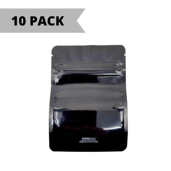 Stink Sack Smell Proof Bags – 9cm x 13cm