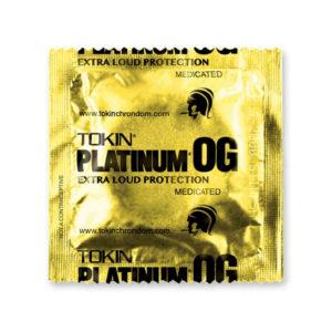 Stink Sack – Tokin Platinum OG Chrondom Bag