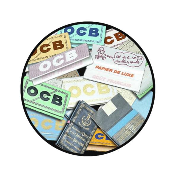 OCB Premium 1 ¼ Rolling Papers