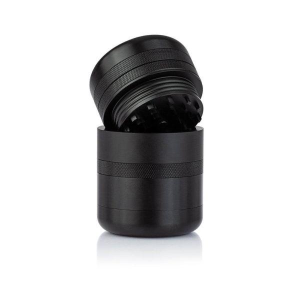 """Kannastor GR8TR V2 Grinder Solid Body with Easy Change Screen - 2.2""""/55mm"""