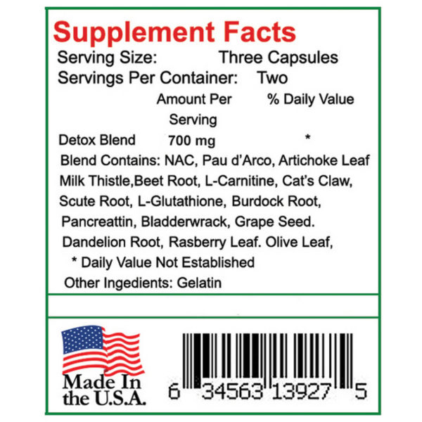 420 RAPID THC Remover plus Assurance Detox Boost
