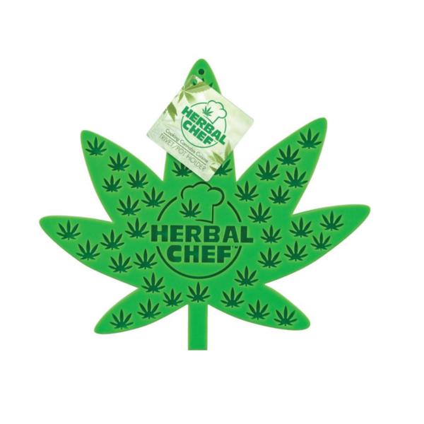 Herbal Chef Silicone Trivet/ Pot Holder