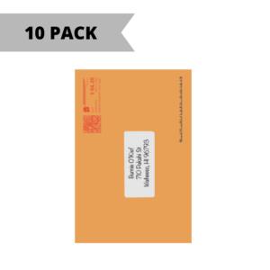Stink Sack - Priority Meds Bags – 10cm x 15cm