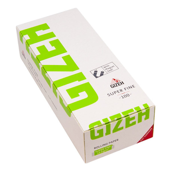GIZEH PURE FINE 100 Rolling Papers