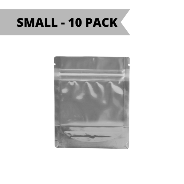 Cannaline Smell Proof Bags – Clear
