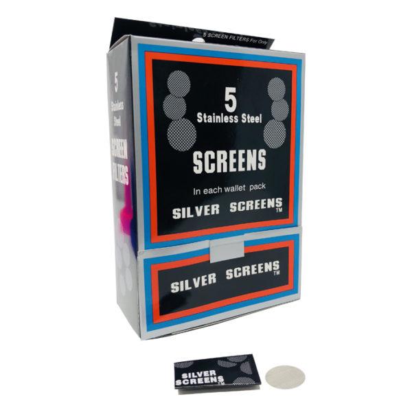 Silver Screens - Stainless Steel Screens