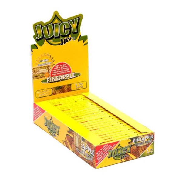 Juicy Jays 1 ¼ Flavoured Rolling Papers