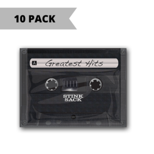 Stink Sack - Cassette Tape Bags – 10cm x 7.6cm