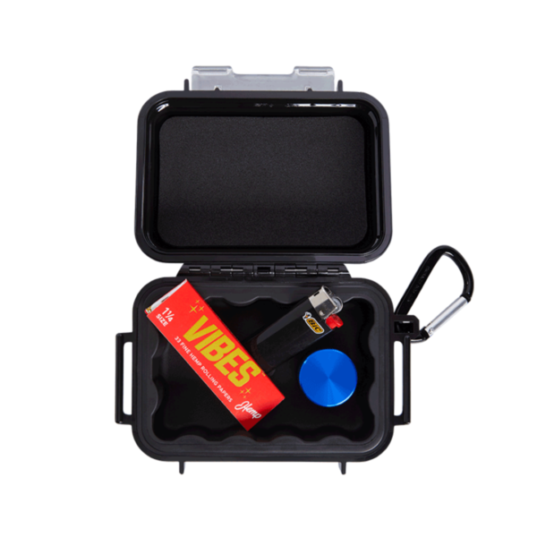 Vibes X Pelican Smell Proof Micro Case
