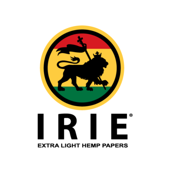 Irie Extra Light Hemp Rolling Papers - 1 ¼ Size
