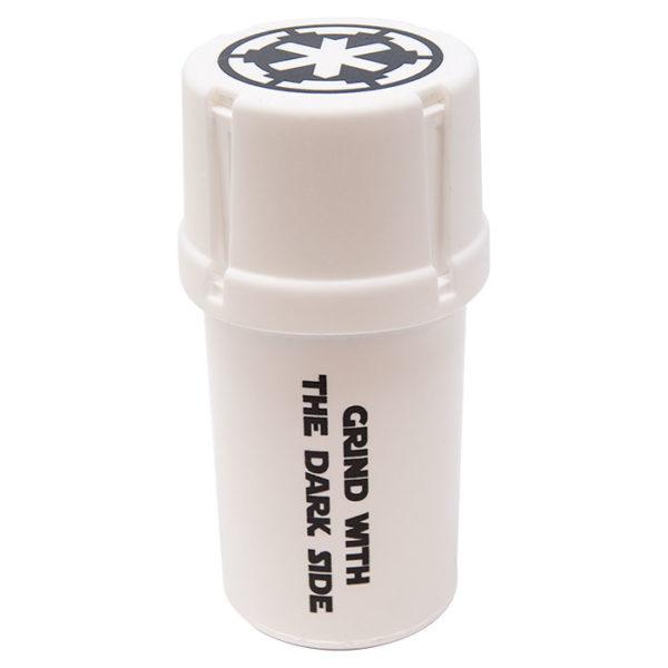 Medtainer Smell Proof Storage & Grinder – The Dark Side