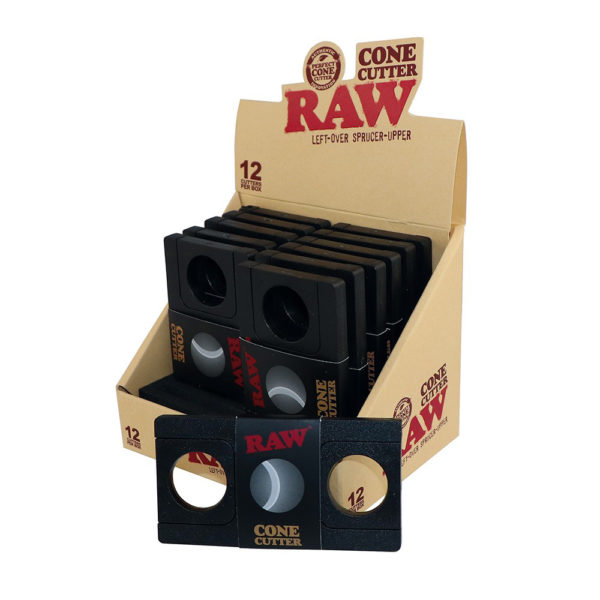 RAW Cone Cutter w/ Built-in Poker