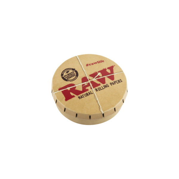 RAW Round Pop Up Tin
