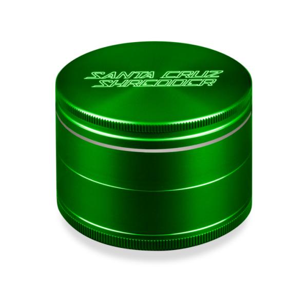Santa Cruz Shredder – Large 4 Piece – Green