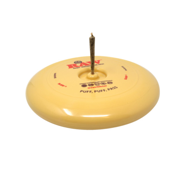RAW Cone Flying Disc-Rolling Tray
