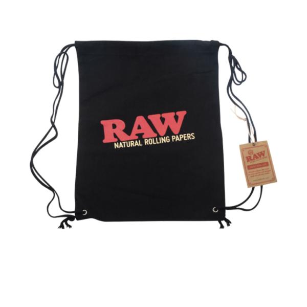 RAW Drawstring Bag