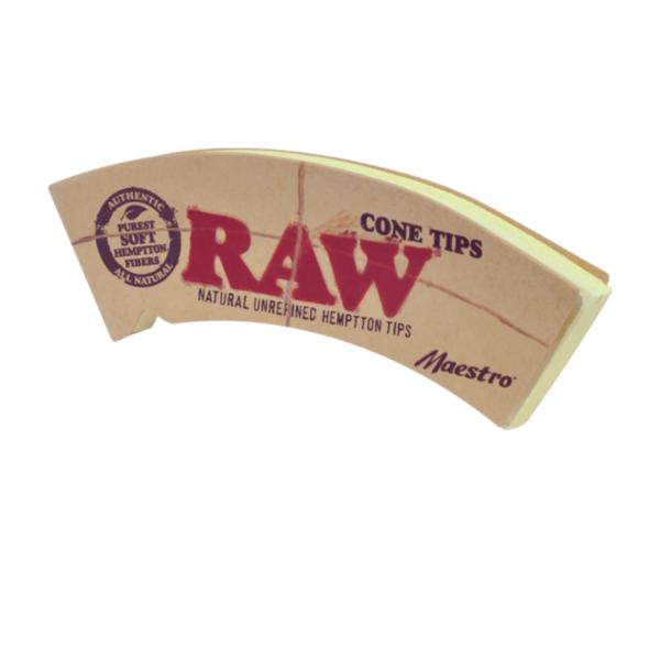 RAW Maestro Cone Tips – 32 Tips